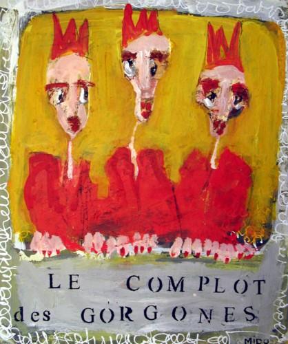 LE COMPLOT DES GORGONES